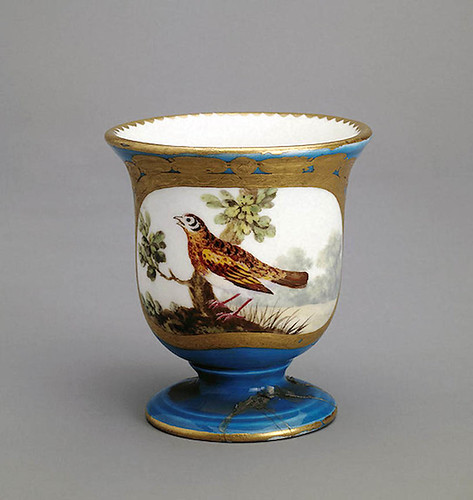 014 -Copa de helado-Porcelana de Sèvres 1760- Copyright ©2003 State Hermitage Museum. All rights reserved