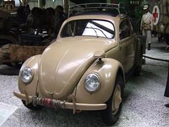 Kommandeurwagen (wolfy_666) Tags: auto museum vw germany volkswagen beetle technik roadtrip 2010 sinsheim kommandeurwagen kubelwagen