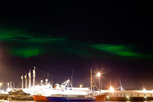 Aurora Borealis; Reykjavík on Flickr