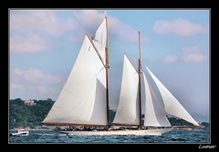 Les voiles de Saint Tropez 2010 (lumer-photo-passion-83) Tags: sea sun mer france beach sport french boats vent boat marine europa europe sailing ship wind marin bateaux class sail bateau vagues voile var voilier skippers sainttropez nautisme rgates voiles jclass provencectesdazur