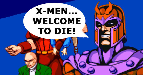 X-Men Arcade for PS3 (PSN)