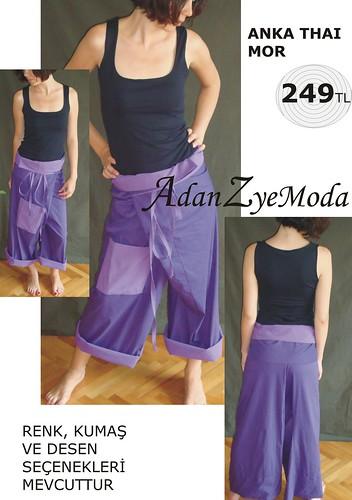 Anka Thai purple-A