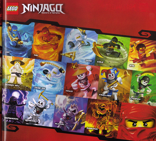 lego ninjago samukai. Ninjago People