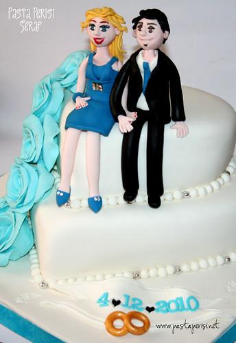 kalpli söz pastası