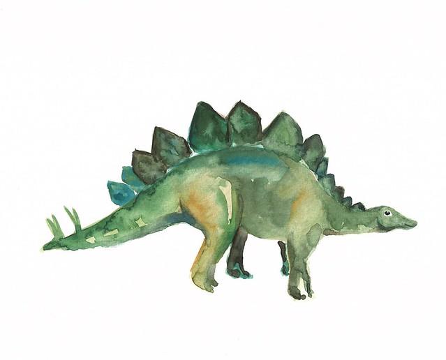 dimdi stegasaurus