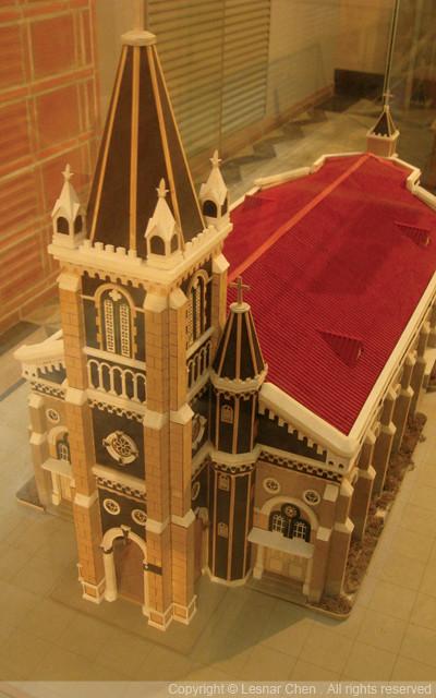 高雄歷史博物館-玫瑰聖母教堂