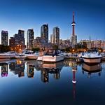 Back in Blue in Toronto