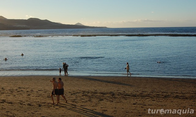 Presépio de Areia 2010 - Playa de Las Canteras - Gran Canaria