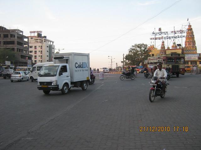 Vishrantwadi Chowk - Nandan Euphora  2 BHK & 3 BHK Flats at Dasharath Nagar, Airport Road, Vishrantwadi, Pune 411 015