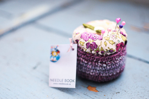 Pin Cushion by Needlebook