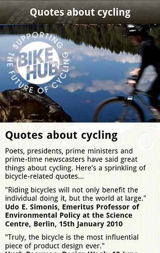 QuotesAboutCycling