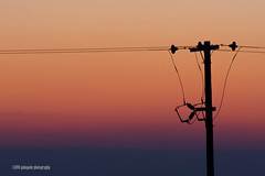 abstracting energy (gobayode photography...times) Tags: light abstract power powerline electricitypole powergrid thepower sunsetcolours naturecolours simplecompositions simplephotography energycarrier powercarrier powerlineatsunset sunsetpower abstractingenergy