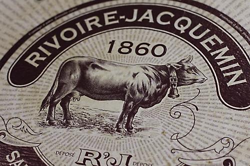 Comté label