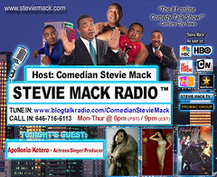 STEVIE MACK RADIO™ Guest: Apollonia Kotero - Actress/Singer/Producer -12-22-2010