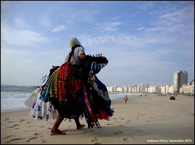 Manhã em Copacabana