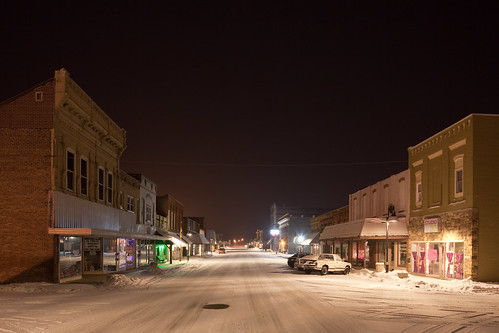 Sheridan, Christmas Eve
