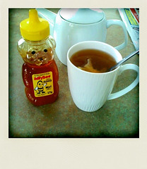 1:00 p.m. -tea time