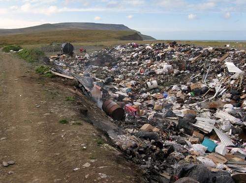 Dump Trench