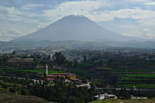 El Misti Volcano - Arequipa, Peru