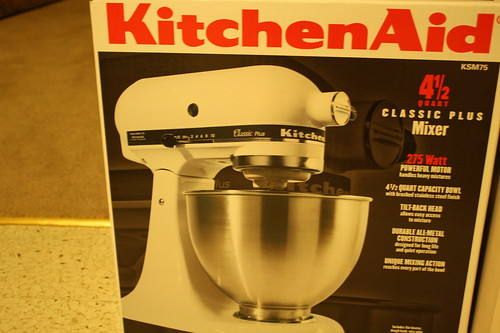 Kitchen Aid Classic Plus Mixer