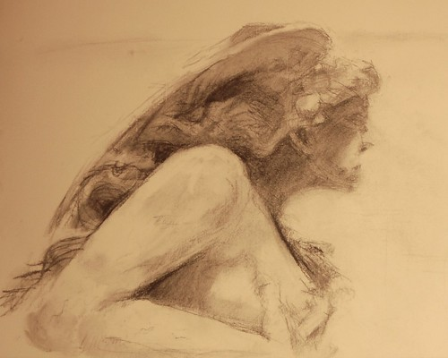 Harpy sketch #1