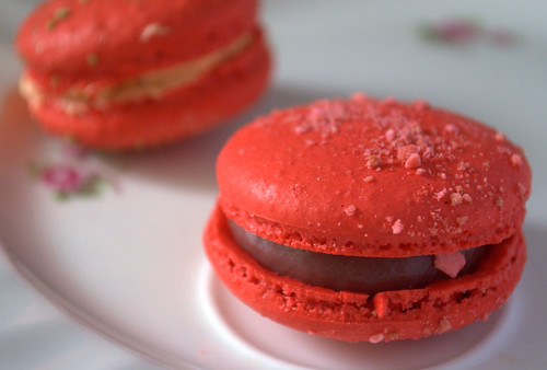Adriano Zumbo: Strawberry & liquorice