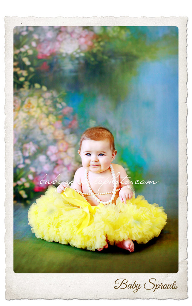 Pettiskirt Mini Session - Redmond Baby Photography