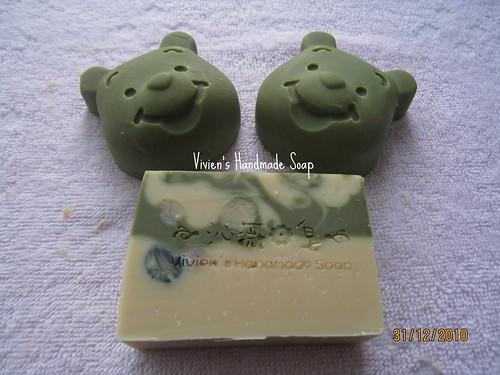 甜杏乳酪乳皂_Ivy