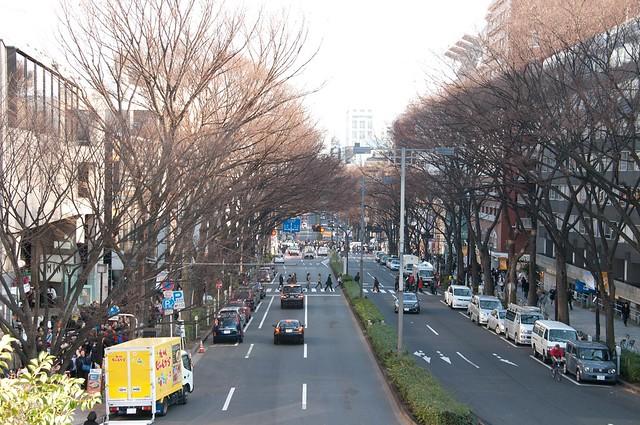 東京原宿行
