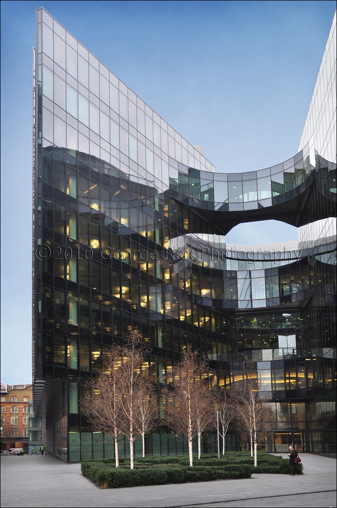 pwc london office. 7 More London, East Side (Images George Rex) Tags: Uk England London Pwc Office