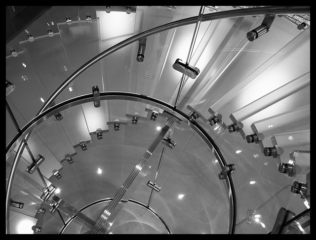 Apple Store Covent Garden Stairs