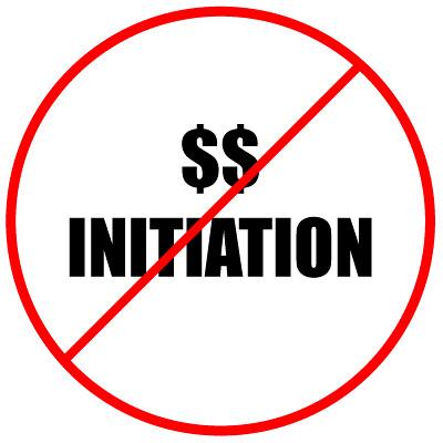no Initiation