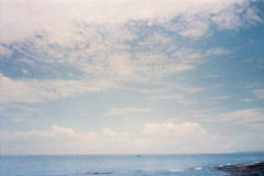 [ ] (Kerb 汪) Tags: travel sea sky film taiwan ear murmur kerb kenting agfaultra100 ★ konicac35ef 24數碼服務 konicac35film011 數碼1159 negative02324 kerbwang