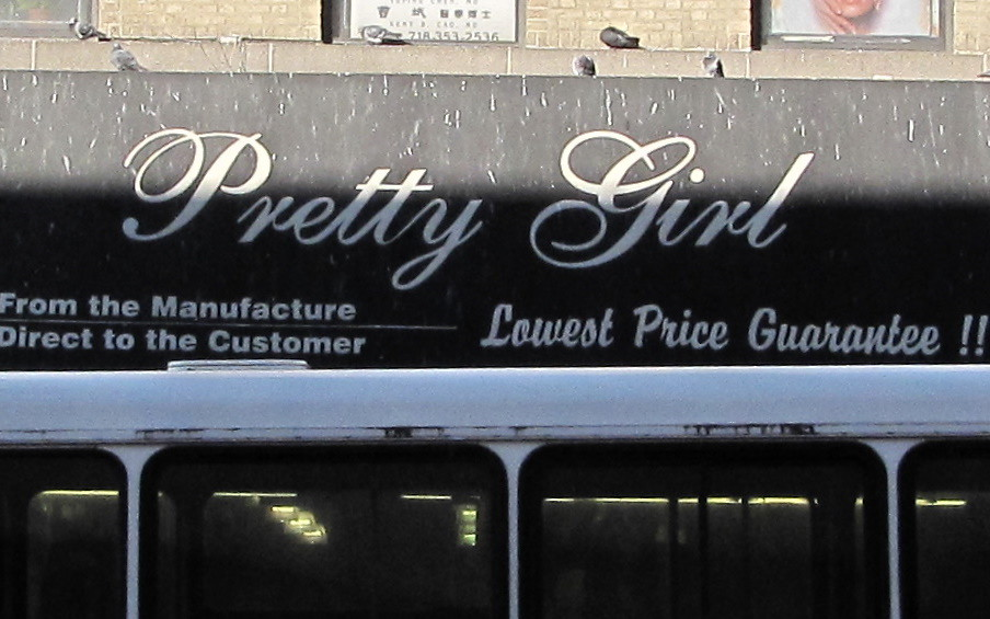 2010 - 01 - 10 - lowest price guarantee on a pretty girl