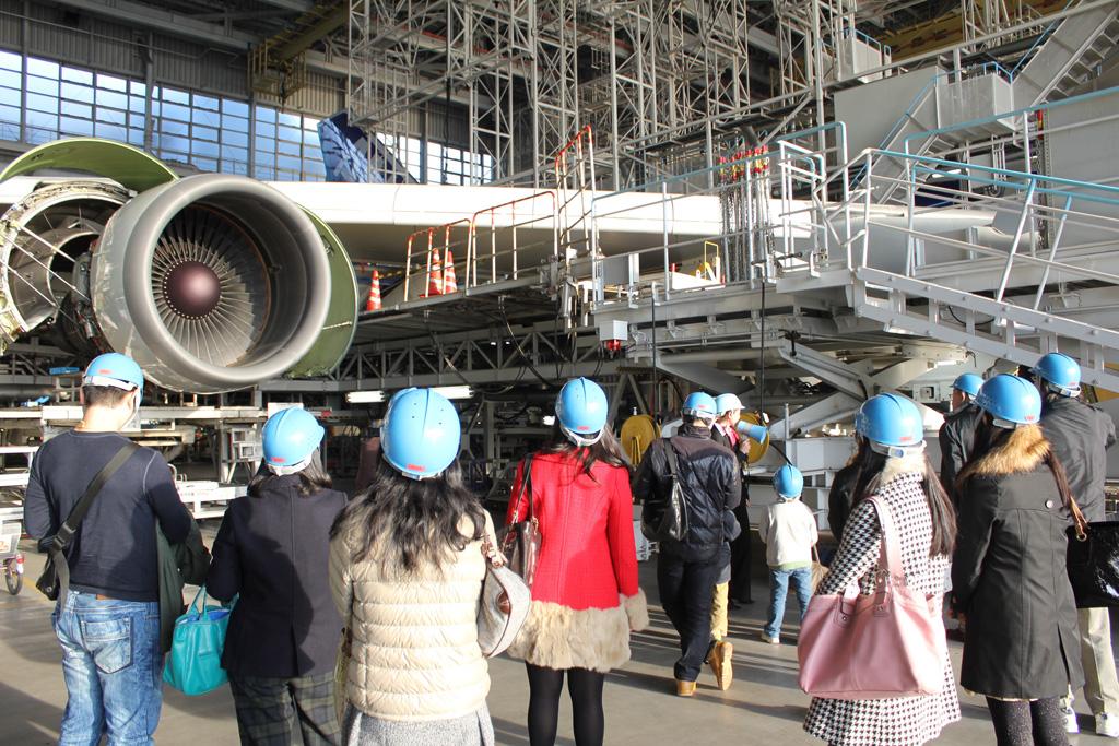 ANA Airplane Maintenance Center (17)