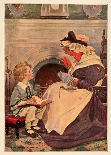 012-Dickens's children 1912- Jessie Willcox Smith