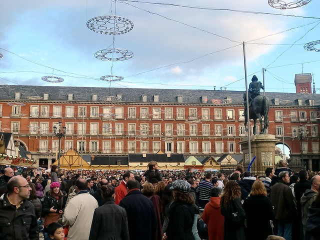 Plaza Mayor, Madrid 06