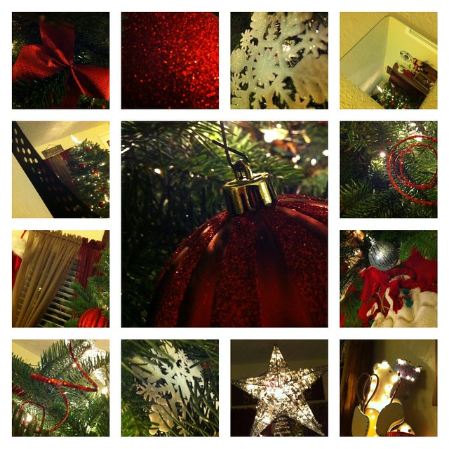 ChristmasDecorationsCollage