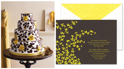 Cake and Invitation 7