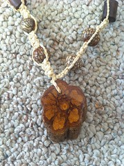 Ayahuasca necklace