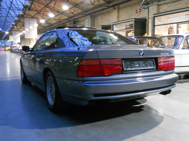 berlin beauty germany deutschland nikon power engineering german soul automatic bmw alemania 1992 coupe germania duitsland toprope granturismo v12 meilenwerk youngtimer 850ci 5litre grandtourer