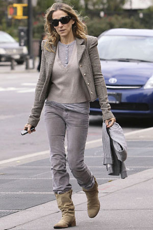 Sarah-Jessica-Parker-Winter-Style