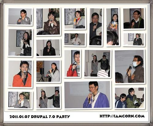 drupal 7.0 party