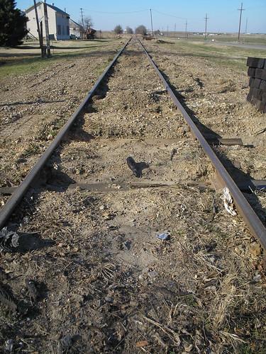 Hopson Plantation - Vías de tren