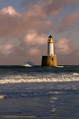 Rattray Head Storm Brewing (w11buc) Tags: winter lighthouse aberdeenshire local rattray 5photosaday greatscot ef70200mmf4lisusm canoneos7d