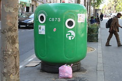 Paris ($?M) Tags: sticker spam stickers sausage icecream wurst eis stiel spm