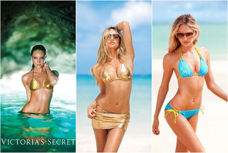 Victoria's Secret 2011 bikinimayo kataloğu
