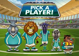 free Soccer Safari bonus game 1