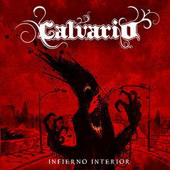 TAPA (emy mariani) Tags: rock heavymetal cdcover calvario emymariani