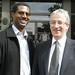 Dr Alemayehu Sisay and Dr Donal Brosnahan